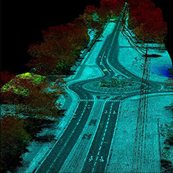 LiDAR Collection Image Four