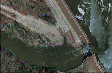 Photogrammetric Mapping Image Four