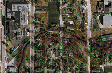 Photogrammetric Mapping Image One